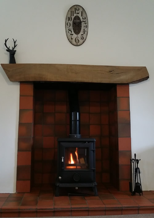 Picture of Redhythe Farm Holiday Cottage Cosy Wood Burner